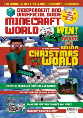 Minecraft World Magazine - Issue 73, 2020