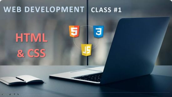 HTML and CSS Web Development Masterclass   Create your First Website