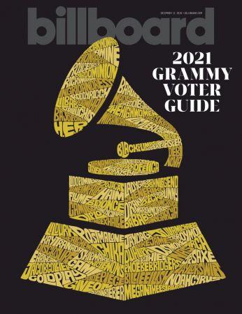 Billboard   December 12, 2020