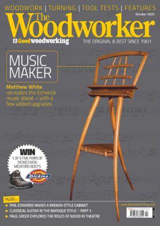 The Woodworker & Woodturner   October 2020 (True PDF)