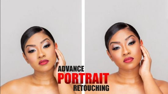 Advance Portrait Retouching