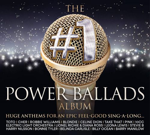 VA   The #1 Power Ballads Album (3CD, 2020)
