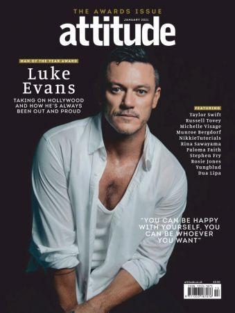 Attitude Magazine - January 2021