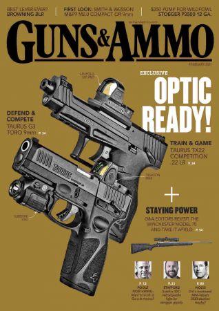 Guns & Ammo   February 2021 (True PDF)