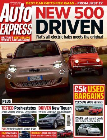 Auto Express - December 02, 2020