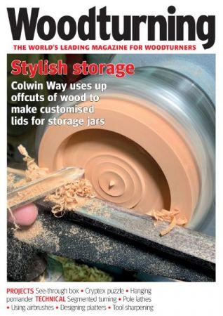 Woodturning   Issue 348, September 2020
