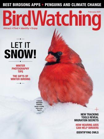 BirdWatching USA   January/February 2021 (True PDF)