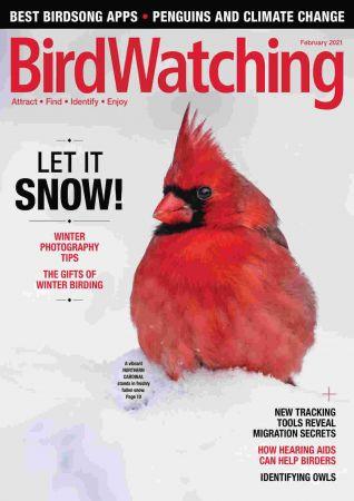 BirdWatching USA   January/February 2021