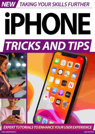 iPhone Tricks and Tips   3rd Edition, 2020 (True PDF)
