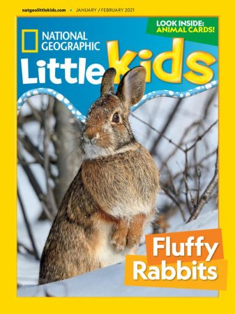 National Geographic Little Kids   January/February 2021