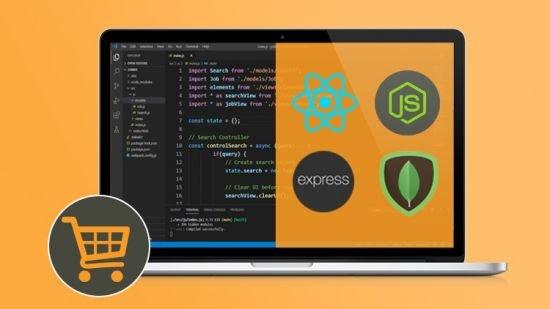 MERN Stack Full Ecommerce Site   Using React, Redux, Node.js