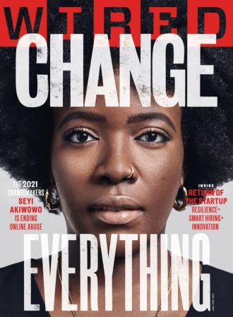 Wired UK - January/February 2021