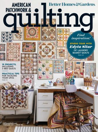 American Patchwork & Quilting   February 2021