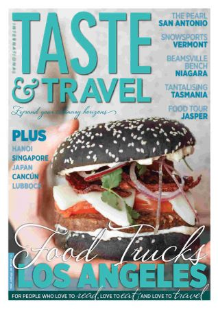 Taste & Travel International   Winter 2021 (PDF)