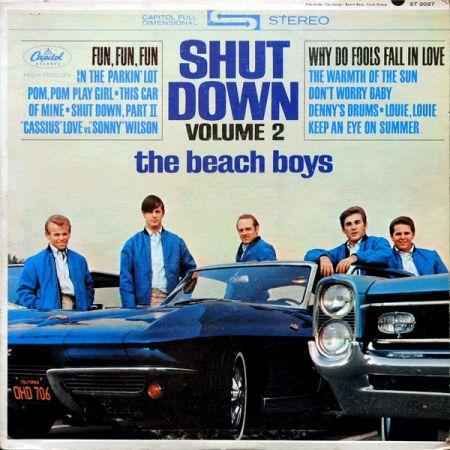 The Beach Boys - Shut Down Volume 2 (1964)