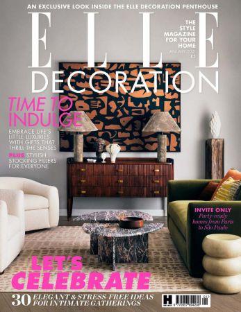 Elle Decoration UK - January 2021