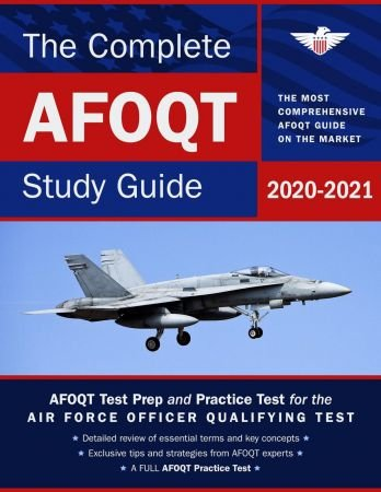 The Complete AFOQT Study Guide 2020 2021