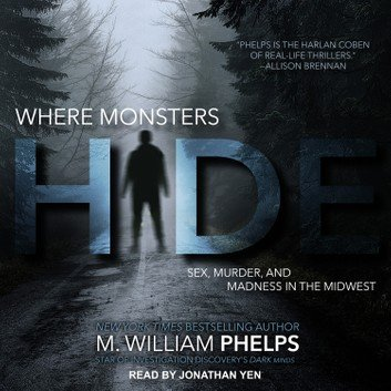Where Monsters Hide: Sex, Murder, and Madness in the Midwest [Audiobook]