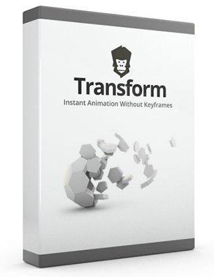 Transform v1.231S for Cinema 4D