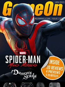 GameOn - January 2021