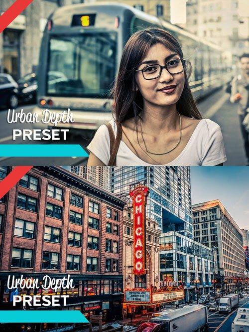 Urban Depth Lightroom Preset