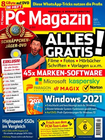 PC Magazin   Februar 2021