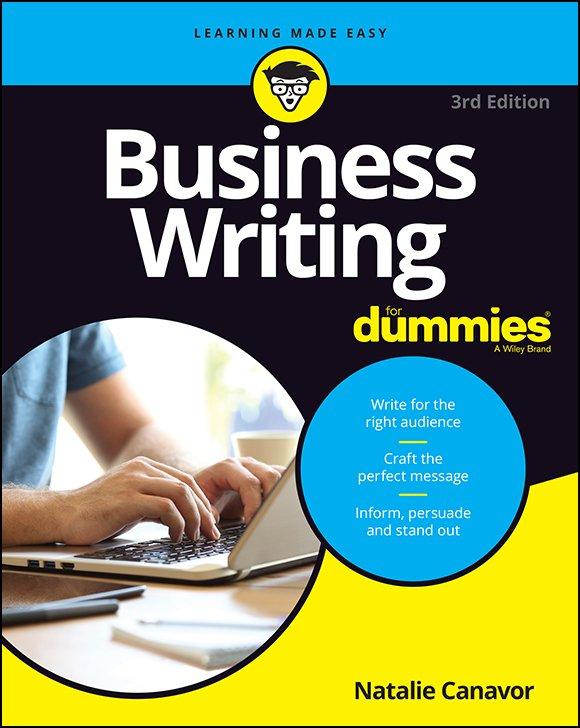 Writing for dummies free