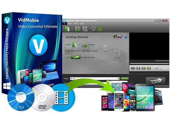 VidMobie Video Converter Ultimate 2.1.2
