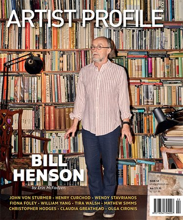Artist Profile - Issue 54, 2021