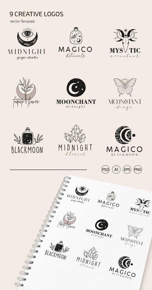 Creative Logos Vector Templates