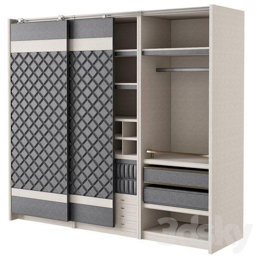 Chanel Wardrobe - 3D Models [3ds Max]