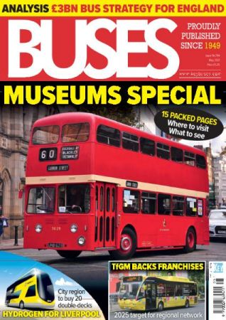 Buses Magazine - May 2021 (True PDF)