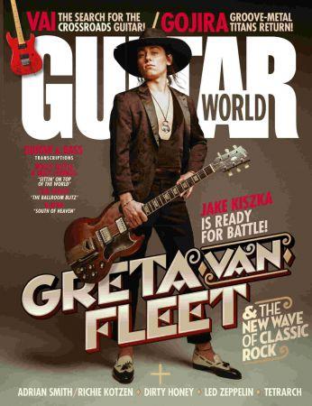 Guitar World - June 2021 (True PDF)