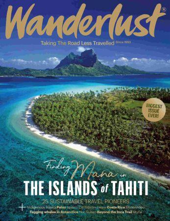 Wanderlust Travel Magazine - May June 2021 (True PDF)