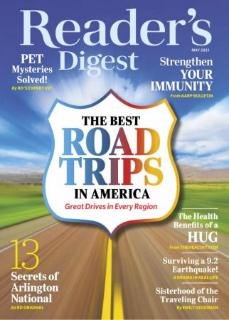 Reader's Digest USA - May 2021