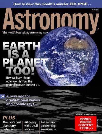 Astronomy - June 2021