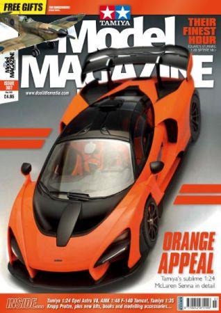 Tamiya Model Magazine - Issue 307, May 2021