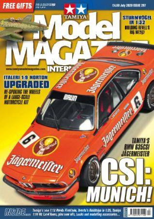 Tamiya Model Magazine - Issue 297, July 2020