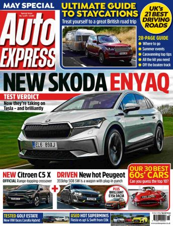Auto Express - April 14, 2021 (True PDF)