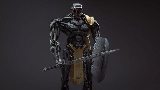 Robotic 3D Design for Entertainment