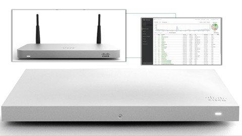 Cisco Meraki Wireless - All Labs