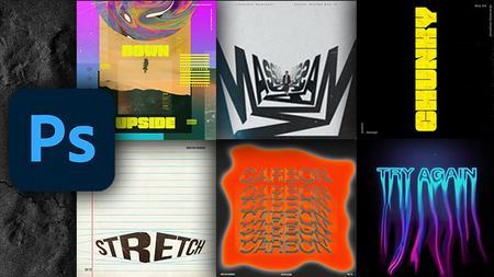 Adobe Photoshop: The Basics- Create Aesthetic Typography Poster