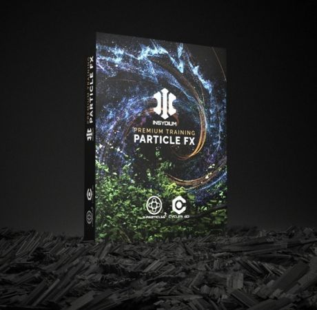 INSYDIUM Particle FX Premium Training - X-Particles