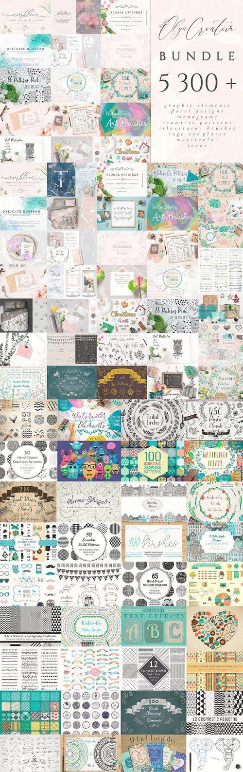 5300+ Graphic Bundle