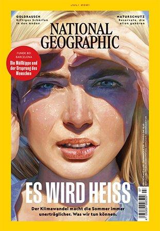 National Geographic Germany - Juli 2021 (PDF)