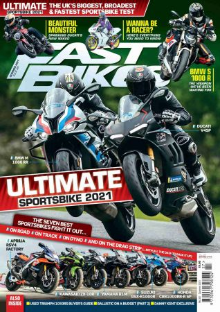 Fast Bikes - Summer 2021