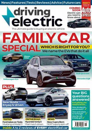 DrivingElectric - Summer 2021