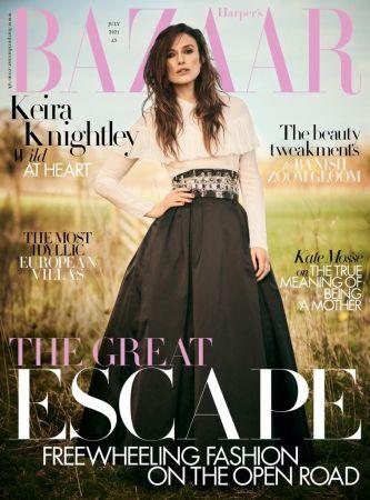 Harper's Bazaar UK - July 2021 (True PDF)