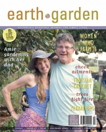 Earth Garden - June August 2021