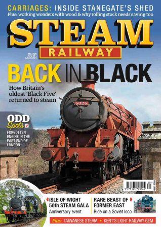 Steam Railway - 25 June 2021